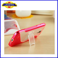 With Stand TPU Plastic Hard Case For Samsung Galaxy S4 i9500 SIV S Line Back Cover