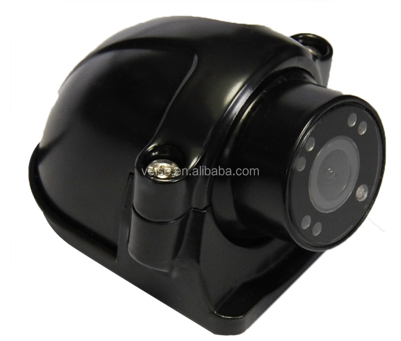 side view backup camera for car reversing aid