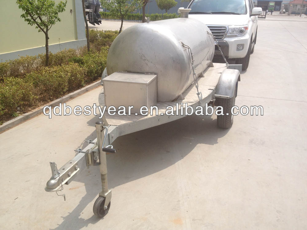 Tank Trailer oil tank trailer Water tank trailer