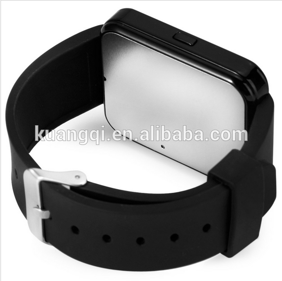 New design bluetooth wrist vogue watch activity and fitness tracking smart watch