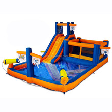 Crawl Tunnel Outdoor Toys/China Cheap inflatable combo/ Inflatable Water Park Bouncer Slide