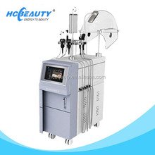 Multi-functional facial h2o and oxygen beauty machine