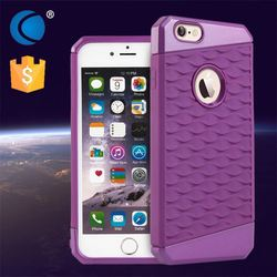 2015 New Products tpu+pc Wholesale cell phone case packaging for iphone6