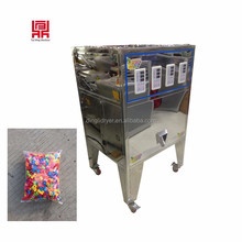 Multihead weigher vibration plates spices pack packaging machine for beans/pistachio