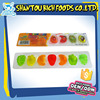 Colorful Assorted Fruit Jelly Candy For