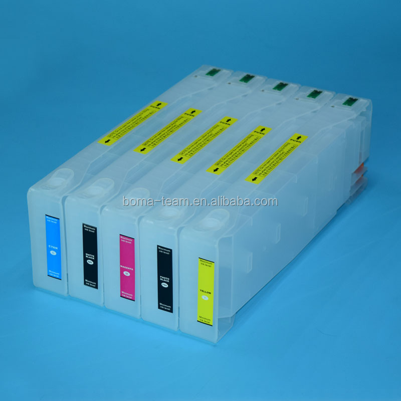 700ml refill ink cartridge with ARC chip for Epson Surelab D3000
