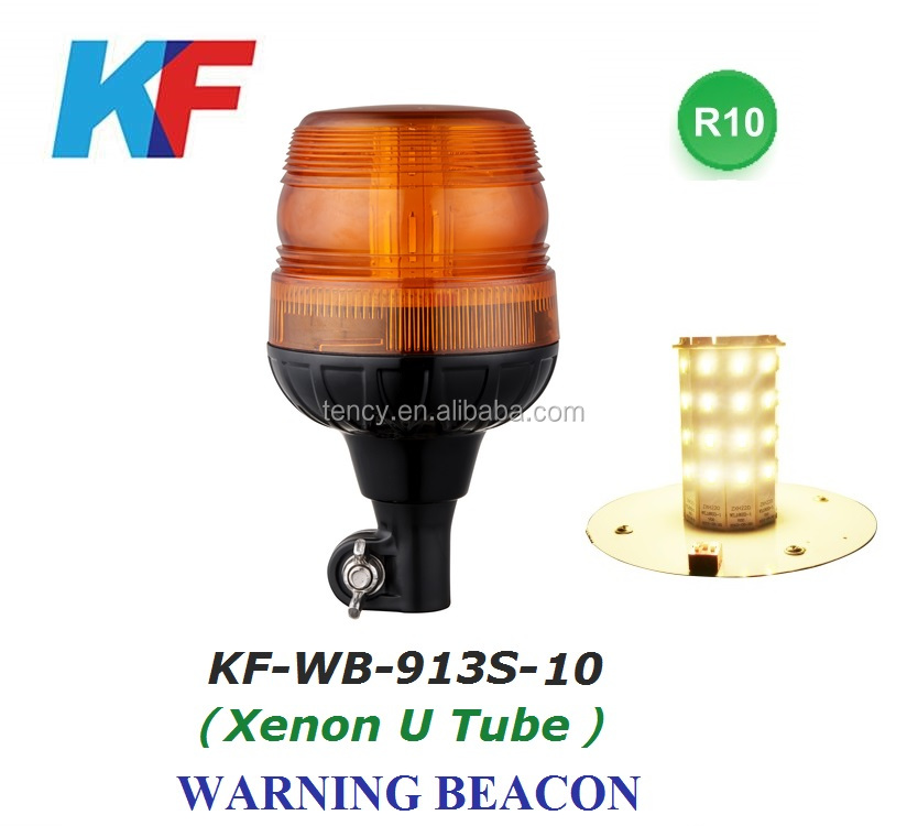 R10 Hot selling car warning light,warning beacon,stroble light,KF-WB-913S-10