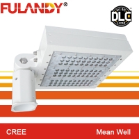 DLC Cree led shoe box light For Gymnasium Football Ground Tennis Court Volleyball Court Table Tennis Court