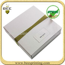 coin gift box plain gift boxes to decorate dry fruit gift box