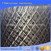 Hot sales stainless steel, aluminum, galvanized thick expanded metal mesh