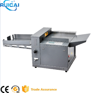 High Quality Photo Book Paper Making Creasing Machine