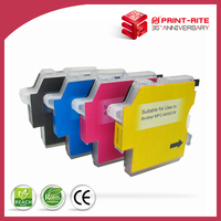 Compatible Ink Cartridges for BROTHER LC61 /1100 4C