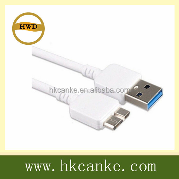 1M Micro USB 3.0 USB Data/Charging Cable for Samsung Galaxy note3 N9000