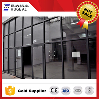 Aluminun Glass Curtain Wall Made in China for Engineering