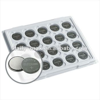 Button Lithium Battery(CR2016)