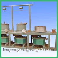 with Excellent Price for making electric welding rod wire drawing machine