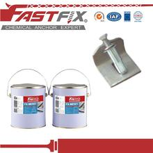 structural adhesive for concrete floor tile construction liquid glue with iso14001 approved cement ceiling rod