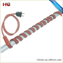12v 110v Flexible Silicone Rubber Elastic Wrap Heater