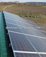 10KW commercial CE TUV proved pure sine wave inverter High quality grid switch solar system 120kw