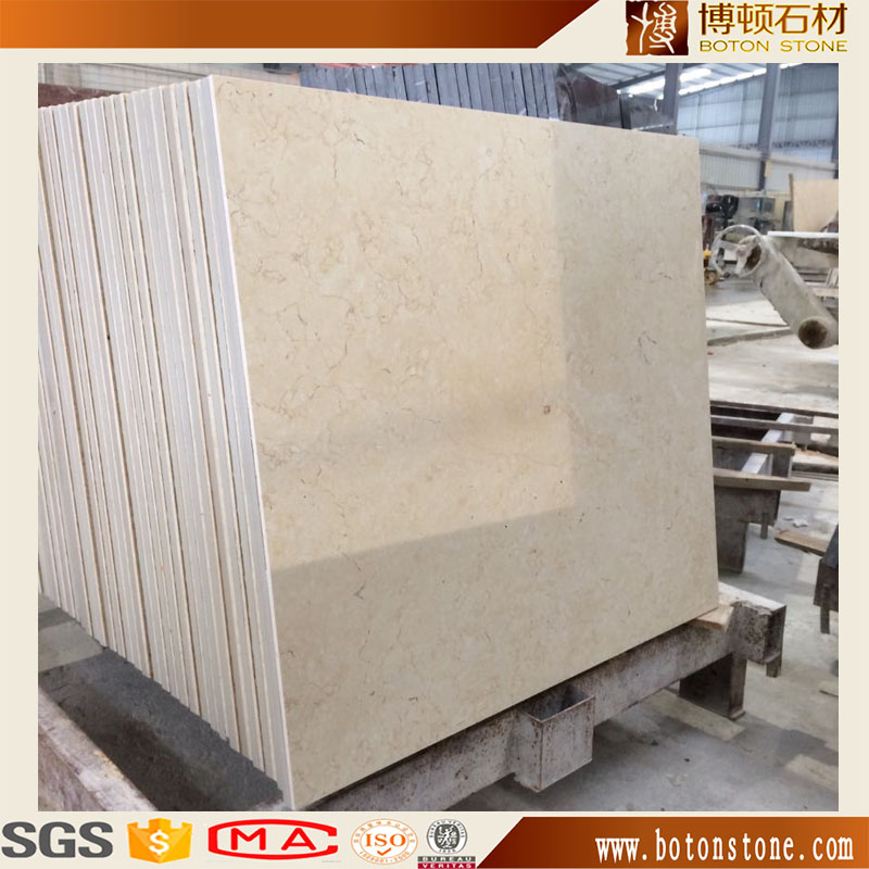 Natural stone tavera beige marble , Egyptian stone Sunny Beige travertine Marble stone Tiles