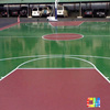 waterproof epoxy basketball court floor coating epoxy resin paint