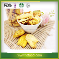 dried fruit chips Freeze dried jack fruits