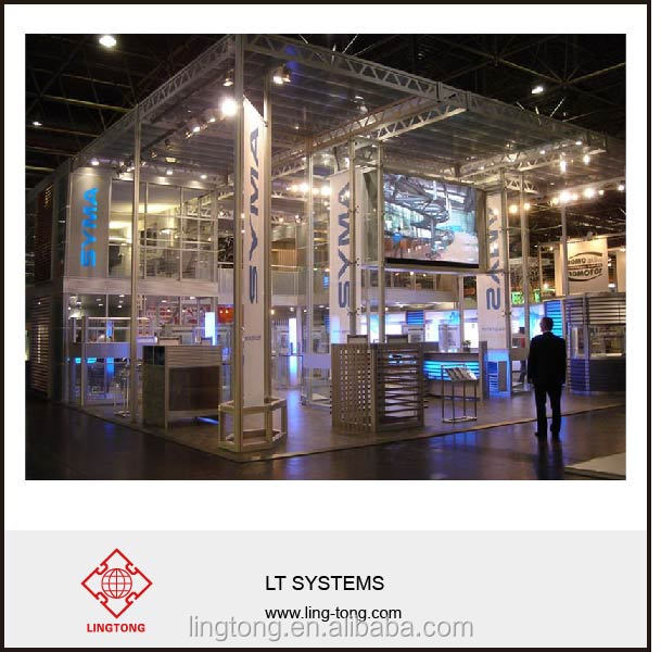 display truss stand / exhibition aluminium truss booth