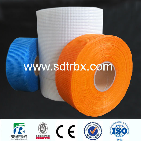 High Quality Gypsum Board Fiberglass Mesh tape Gypsum Board Fiberglass Mesh Joint Tape For Building