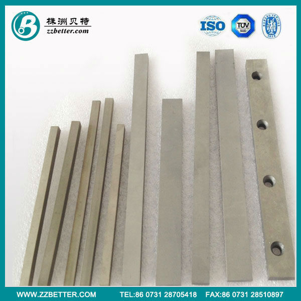 tungsten carbide strips for cutting metal