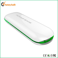 Mini 5200mAh External Battery Pack Portable USB Power Bank Charger for Cell Phones, Tablet PC, etc...