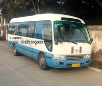 used 2011 toyota coaster bus for sale