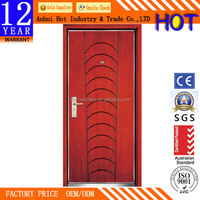Modern Steel Doors Protection Hotest Selling