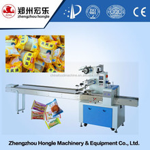 High Quality Paper Roll Wrapping Machine,Bread/biscuit/ice Lolly/cake/snack Packing Machine