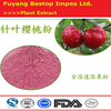 Zhen Ye Ying Tao High Quality And Lowest Price 100% Natrual Acerola Cherry Extractpowder