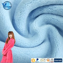Fashional Ling Fabric Solid 100 Polyester Knitted Coral Fleece velvet Salwar Suits