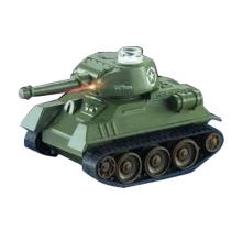 Iphone Android app controlled toys 4CH rc tank infrared control mini panzer radio control toy