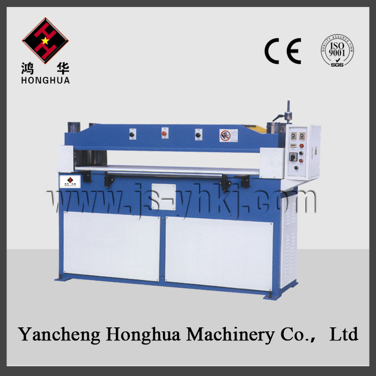 die-cutting machine/ automatic 4-column Hydraulic Die Cutting Machine