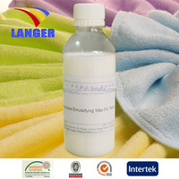 EXCELLENT Water-soluble emulsifying wax for textile