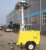 4X1000W Telescopic Vehicle-mounted Towable Lighting Tower for mining