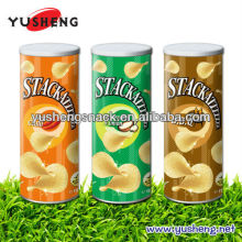 Vegetable Oil Stackable Potato Chips