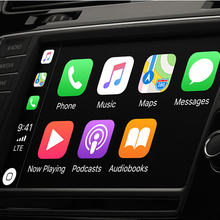Mercedes Benzs W205 Apple CarPlay Box for Phone Android Navi DVD Voice MP5 Converter