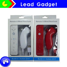 Remote controller and Nunchuk For Nintendo Wii