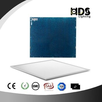 Aluminum Frame 62*62 620*620 Square LED Panel Light IP40 CE RoHS Indoor Lighting