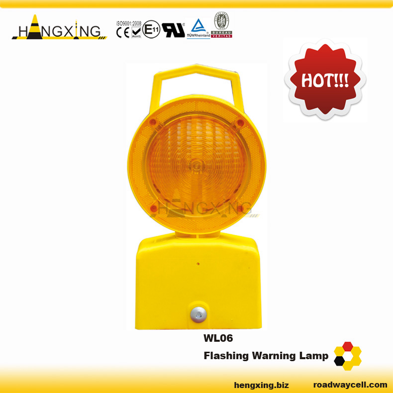 HX-WL06 battery operated traffic light/traffic warning lamp
