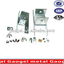 OEM zinc furniture or machine metal stamping parts