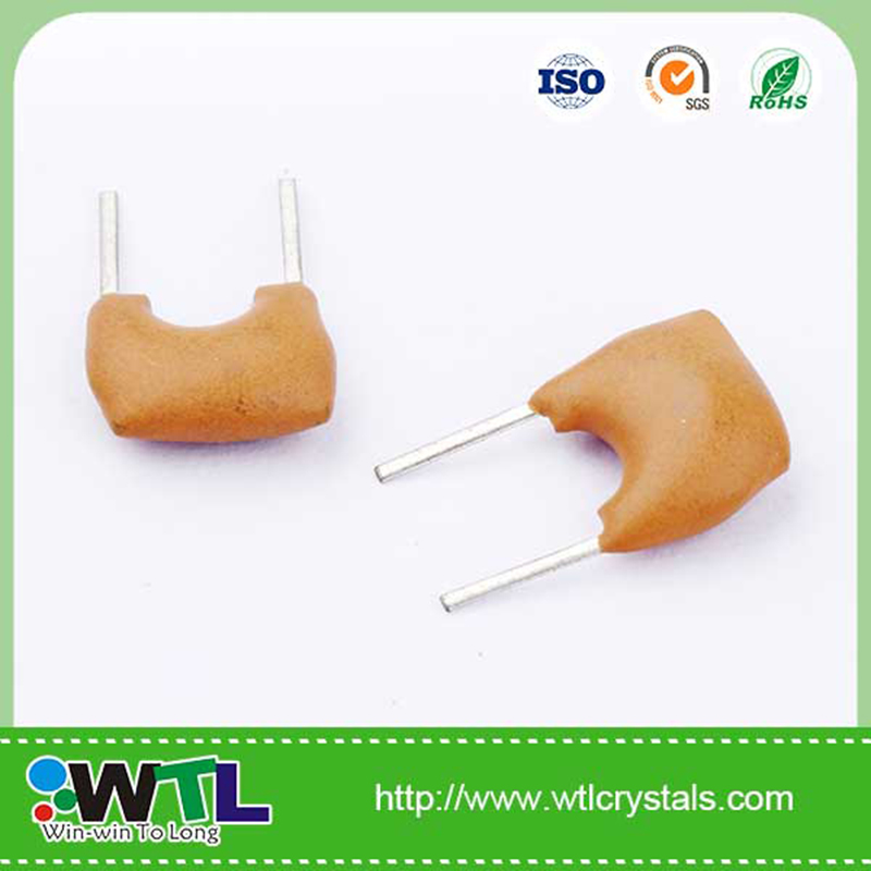 ZTA9.83MT Ceramic Resonator ZTA 2 DIP Type