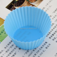 Baking Cakes Silicone teacup cupcake molds