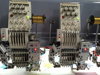 sequin and cording mixed embroidery machine