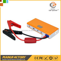 Micro start car battery charger 12000mah 12v mini jump starter lithium battery
