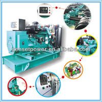 40kw to 600kw Power Diesel Generator Control Panel With Circuit Breaker